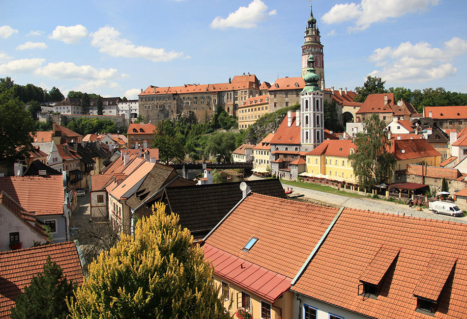 A visit to Cesky Krumlov in the Czech Republic is like stepping back in time