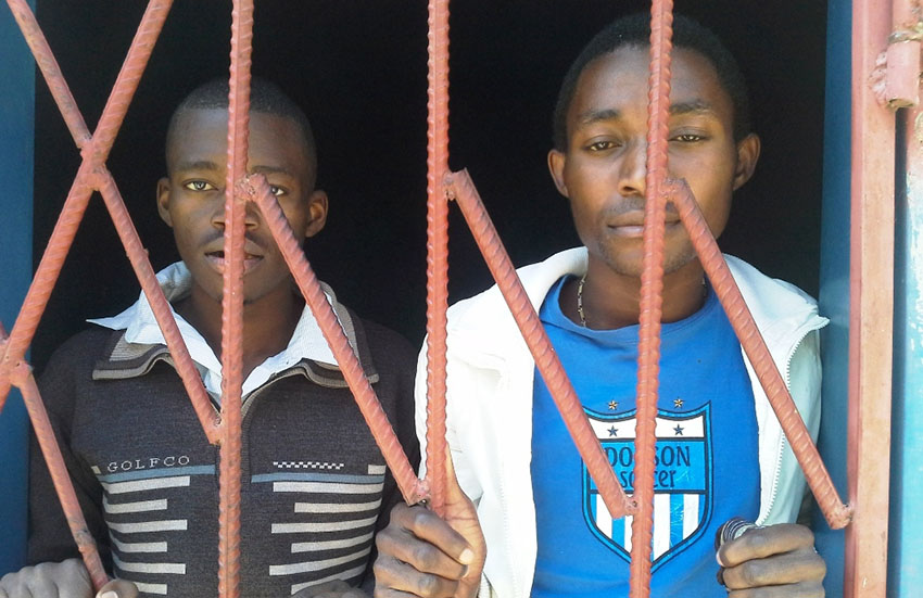 Gay people are jailed for homosexuality in Tanzania citizens