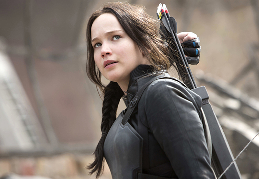 Would Jennifer Lawrence star in the film?