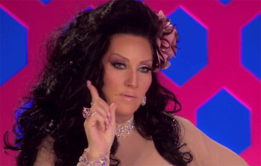 Michelle Visage is here to tell you what's what