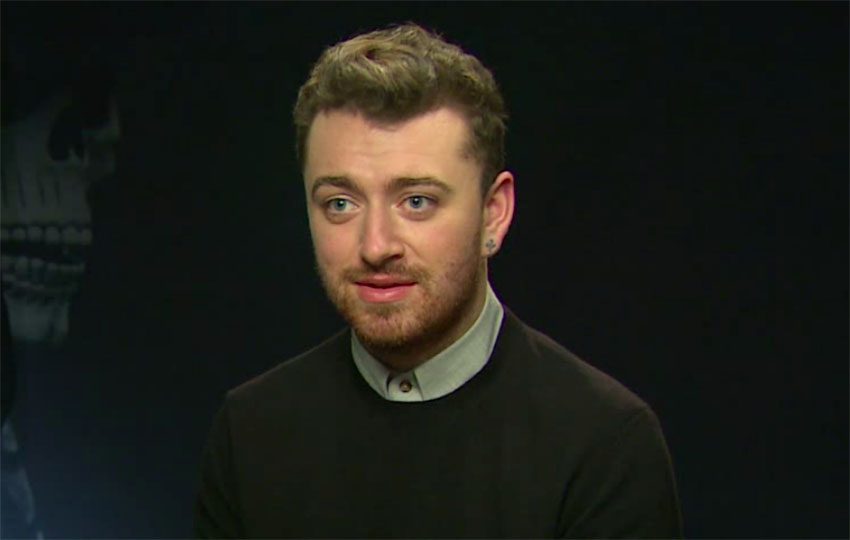 Sam Smith has just learned racism exists in London