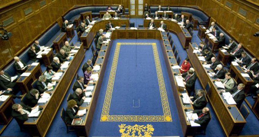 Stormont votes for same-sex marriage for the first time