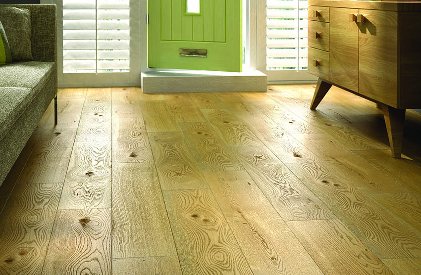 The right flooring adds more than just finishing touches to a room.