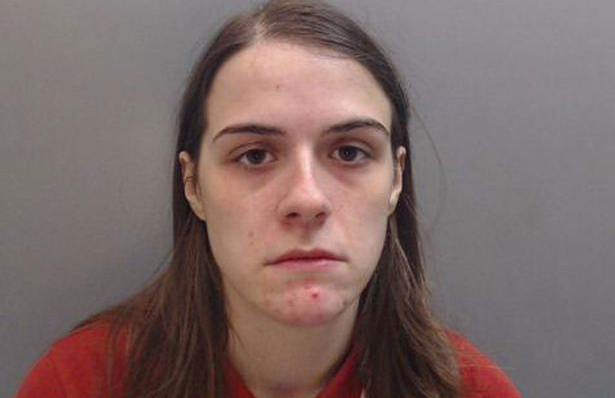 Gayle Newland was sentenced to eight years in prison