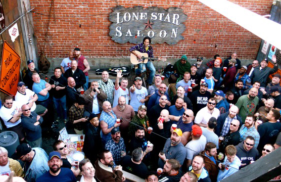 The Lone Star Saloon has been running in San Francisco for 26 years