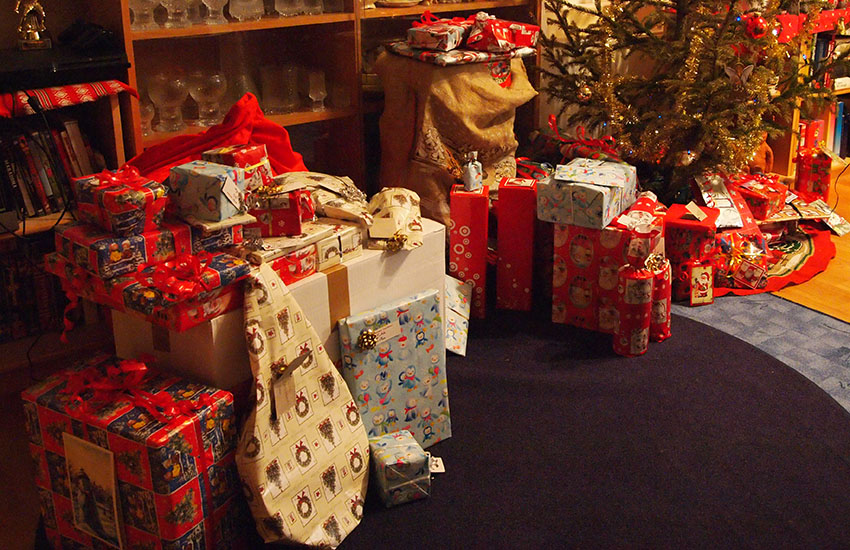 What will your loved ones find under the tree?