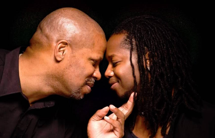 Ijumo Hayward and Clarence Williams are a gay couple wishing to get married in Bermuda