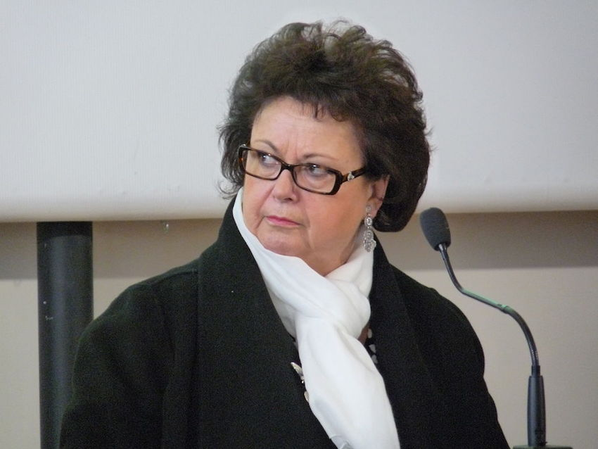 Christine Boutin said she will appeal.