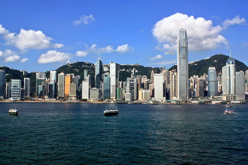 Neither gay marriage or civil unions are recognized in Hong Kong.