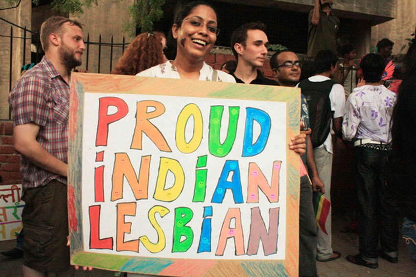 India's LGBTI community will continue to fight