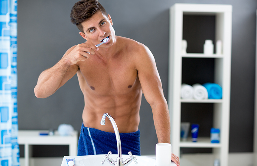 Keeping your pearly whites in prime condition requires a bit more than just brushing your teeth.