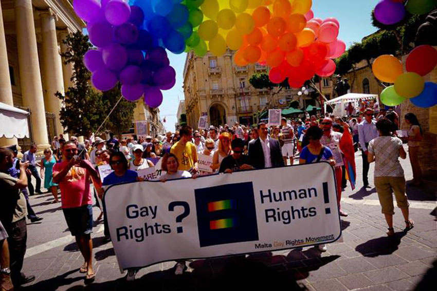 Malta bans gay cure therapy