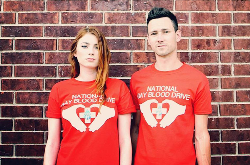 Gay and bisexual men will now be able to give blood in Northern Ireland