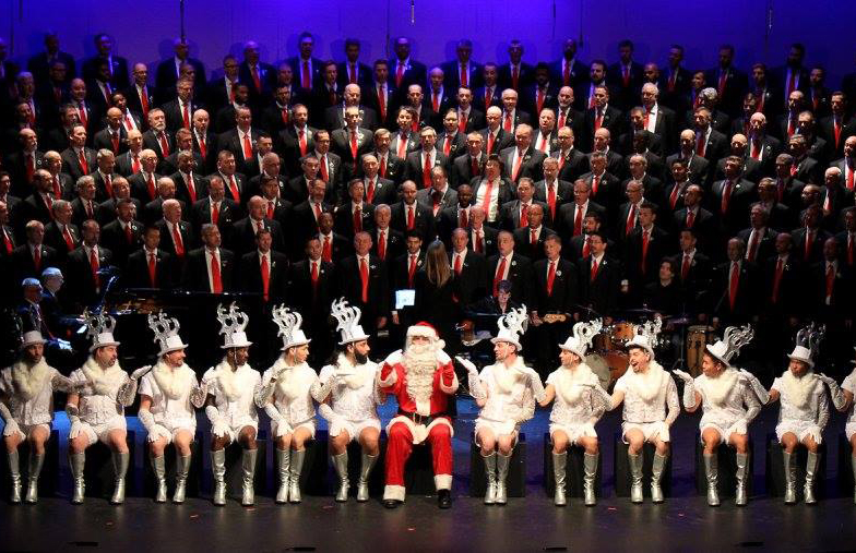 The Washington Gay Men's Chorus