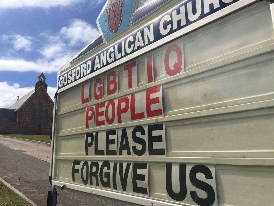Photo by Anglican Parish of Gosford/Facebook