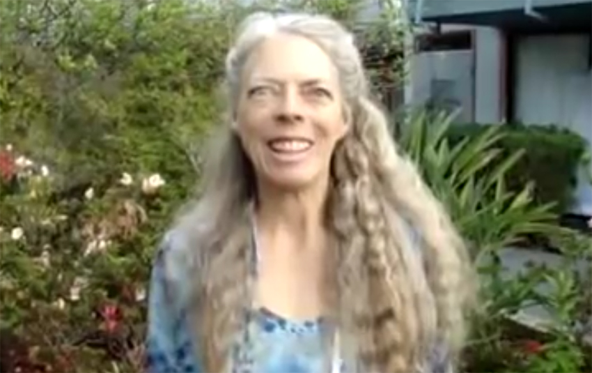This 'psychic' claims her spiritual friend told her to not rent a home to a gay couple