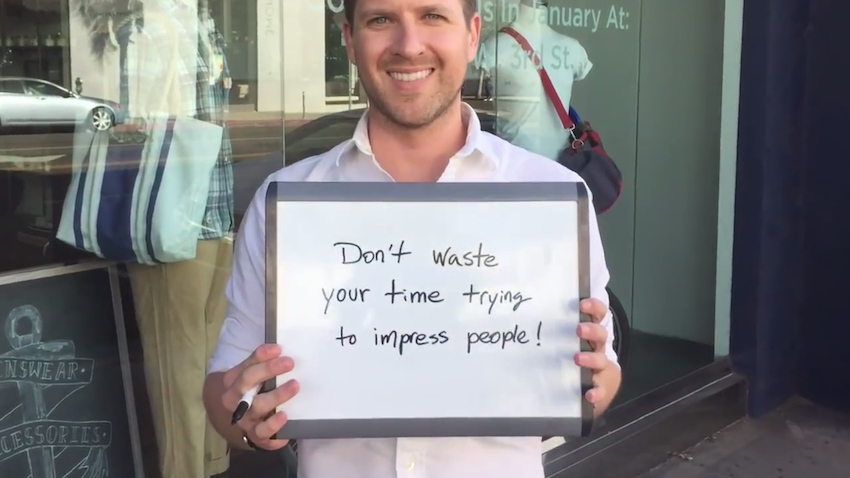 WeHo men give advice to younger gay men.