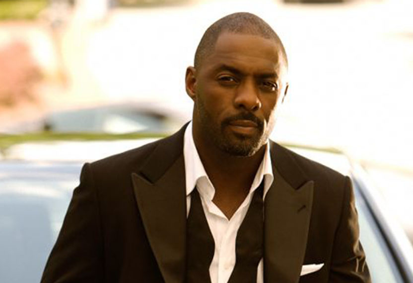 Idris Elba is calling for a opportunity quota on TV