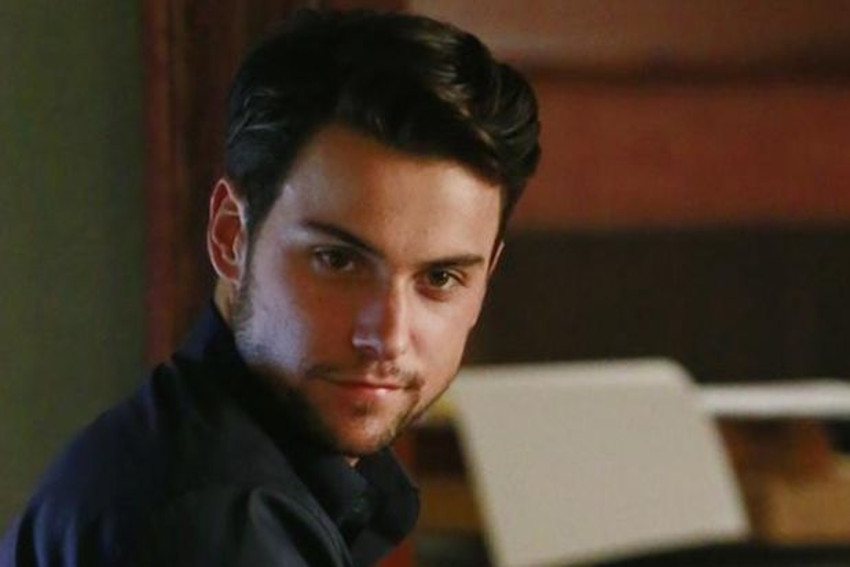 Jack Falahee plays gay law student on TV's How to Get Away With Murder