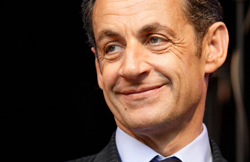 Nicolas Sarkozy previously said the gay marriage law 'should be rewritten from the ground up.'