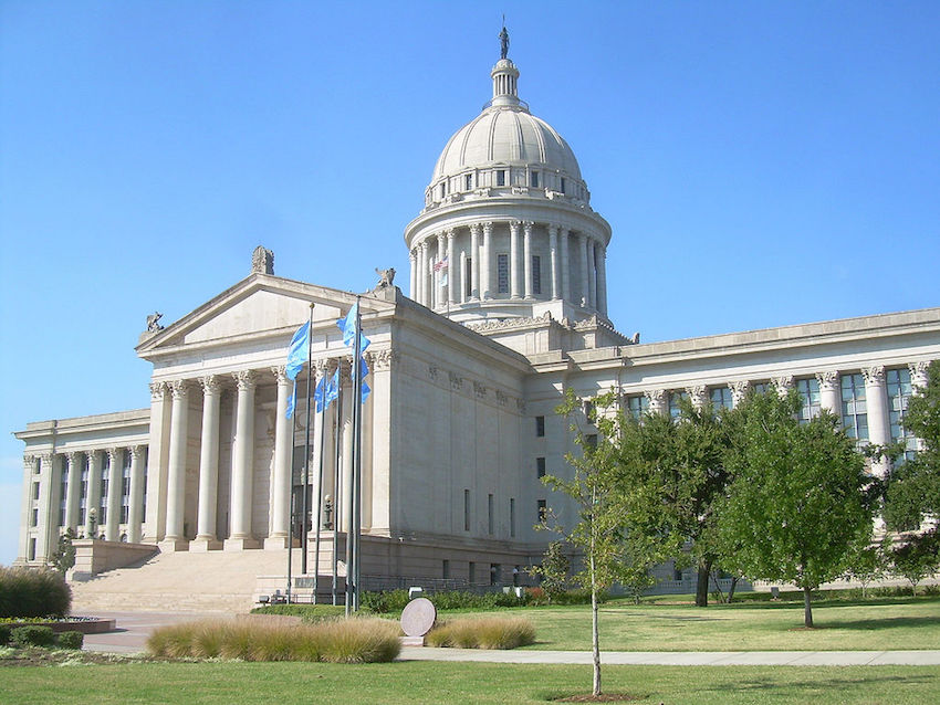 The Oklahoma legislature will consider anti-gay marriage, pro-'conversion therapy, 'religious freedom' and bathroom bills.