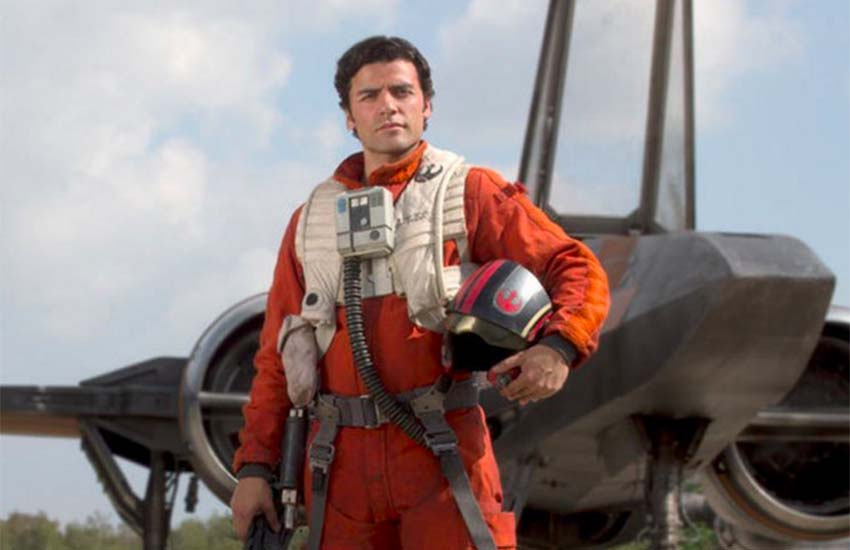 You'll probably never get closer to Poe Dameron.