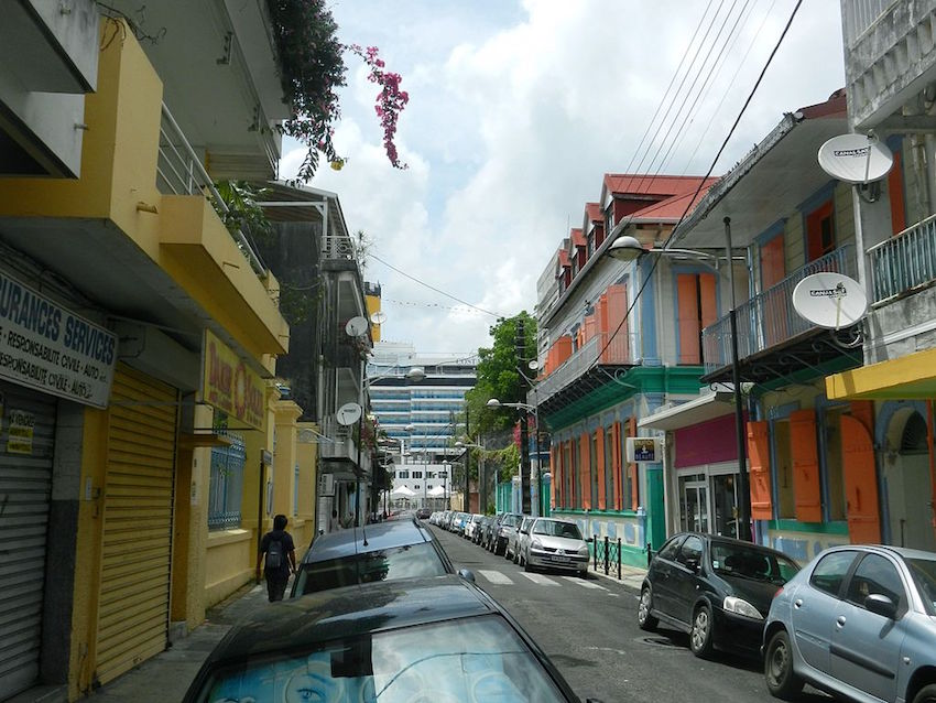Victim was imprisoned in an apartment on the outskirts of Pointe-à-Pitre.