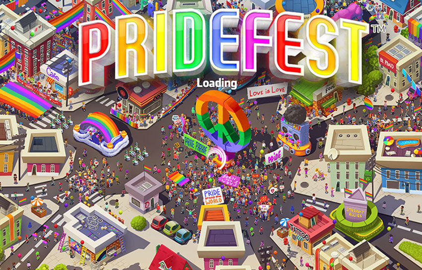PrideFest has been revealed by Atari