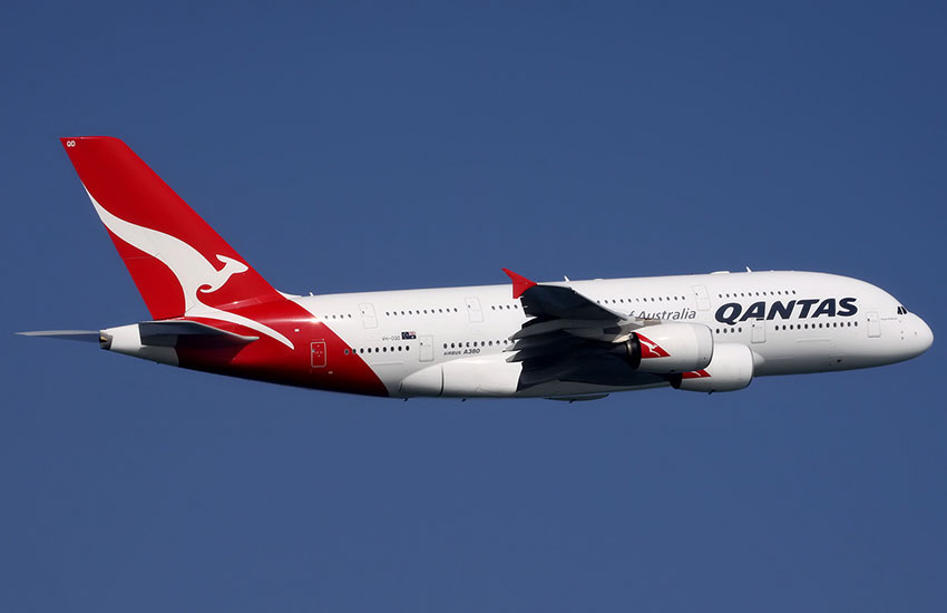 Qantas has been voted the world's safest airlines for the third year running