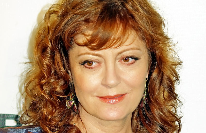 Susan Sarandon is a longtime supporter of LGBTI rights, appearing in a commercial promoting the cause back in 2003.