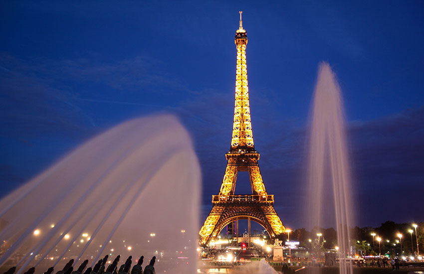 France, and its capital, Paris, remain hugely popular tourist destinations
