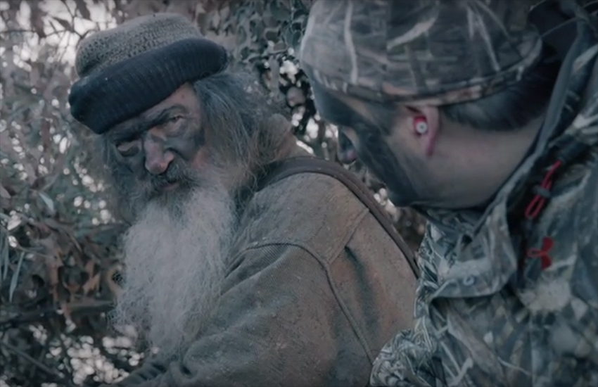 Phil Robertson and Ted Cruz enjoy duck hunting together