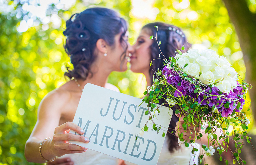 Would you consider a same-sex wedding in a religious building if allowed to do so?