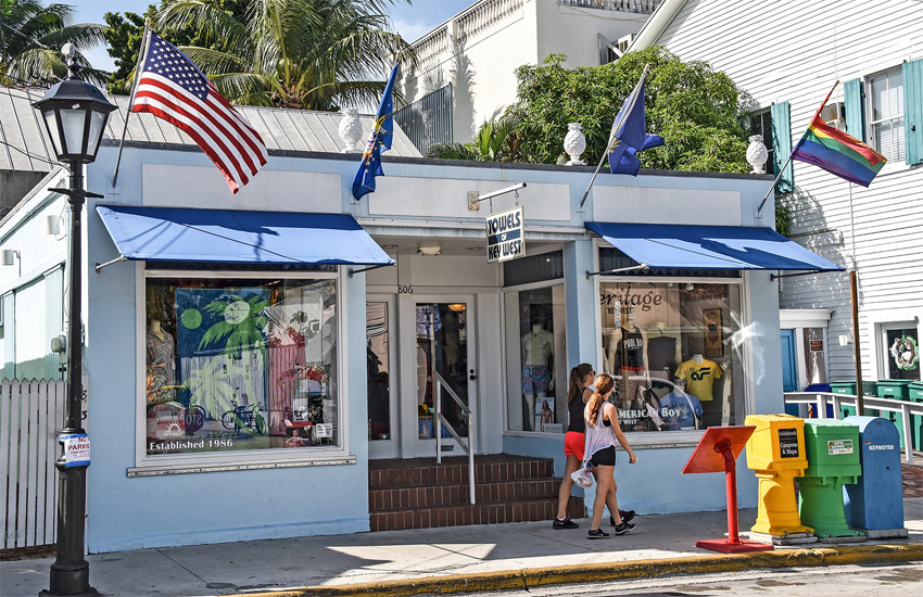 Towels of Key West has been running since 1986