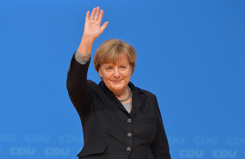 Angela Merkel and her Christian Democratic Union oppose marriage equality - but what about the others?