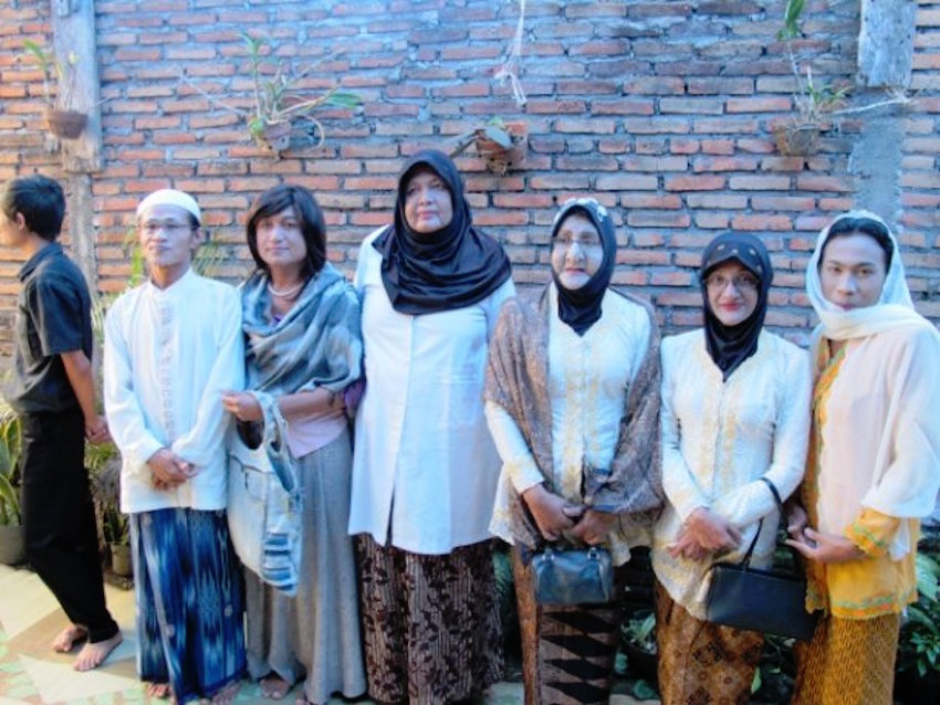 Al Fatah Pesantren Waria is the only Islamic school for transgender women in Indonesia.