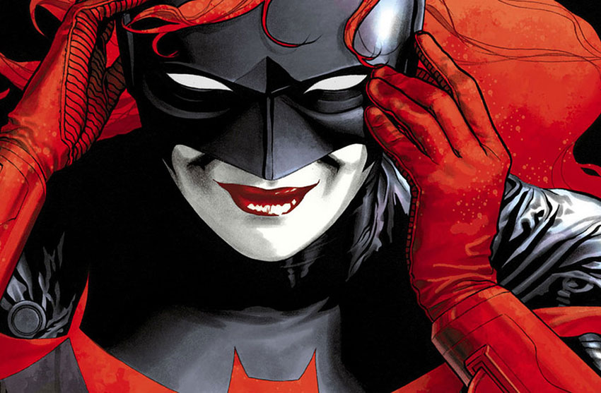 Batwoman will be allowed to openly gay in new film