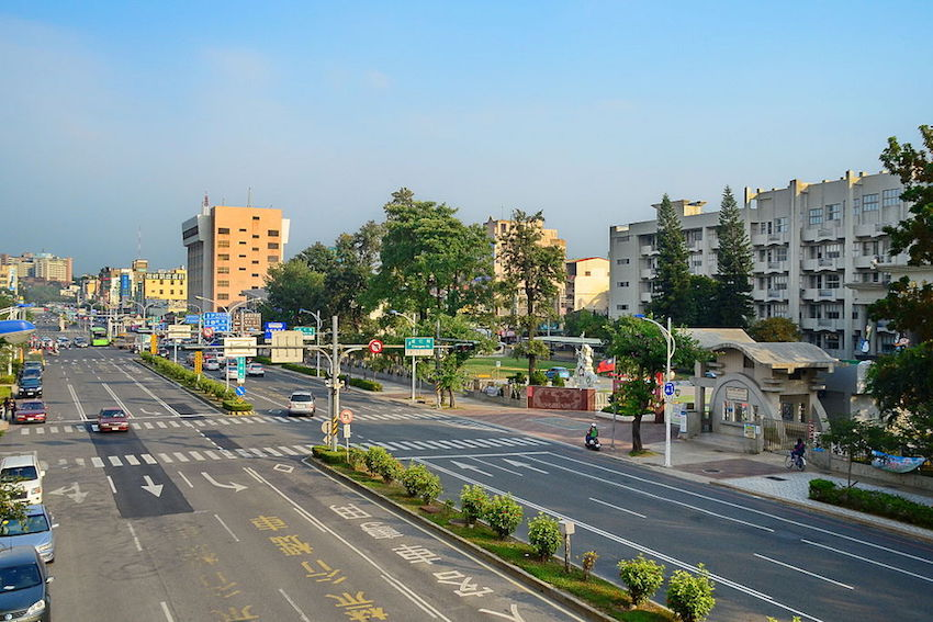 Chiayi City.