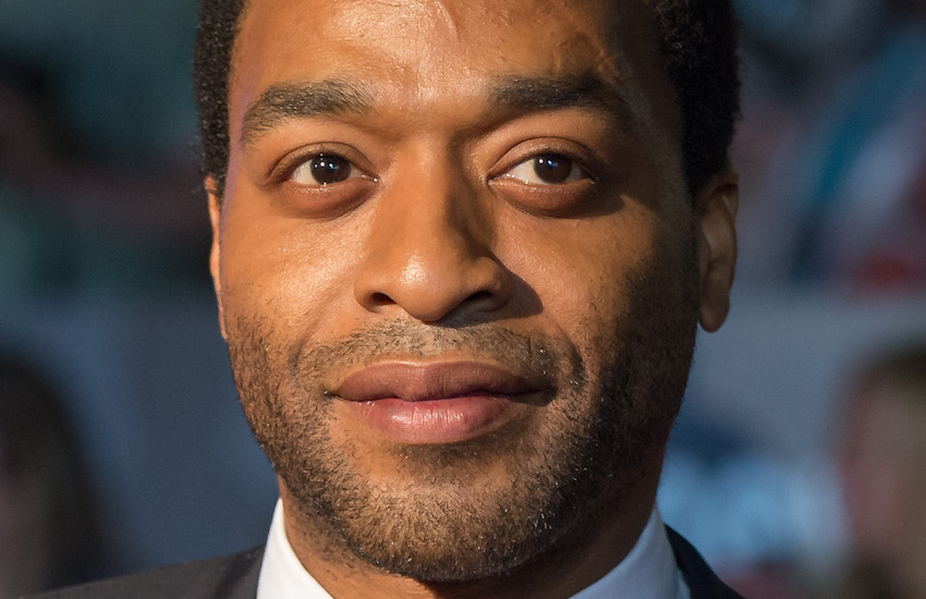 Chiwetel Ejiofor was nominated for an Oscar for his role in 12 Years a Slave.