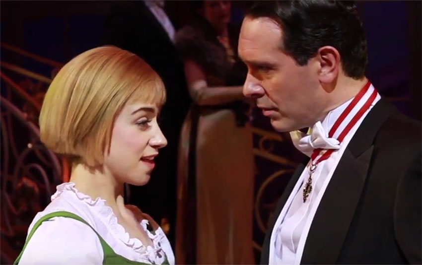 Sound of Music cast takes on Lady Gaga hits