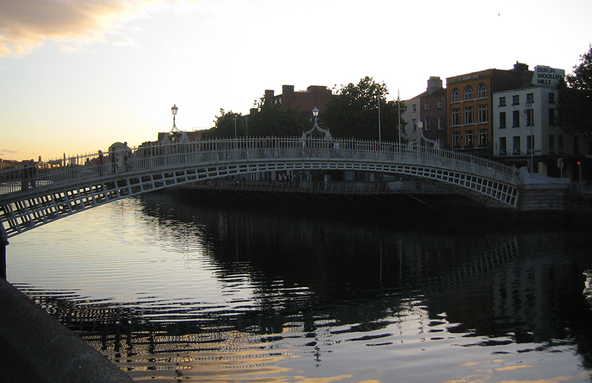 In 1916, the Dublin Uprising paved the way for Ireland's (partial) independence.