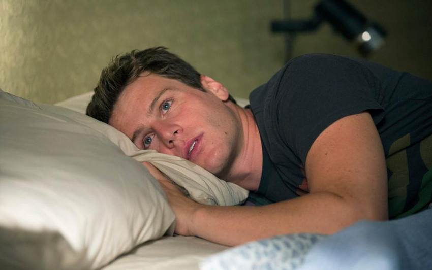 Jonathon Groff and Murray Bartlett get together in Looking movie.
