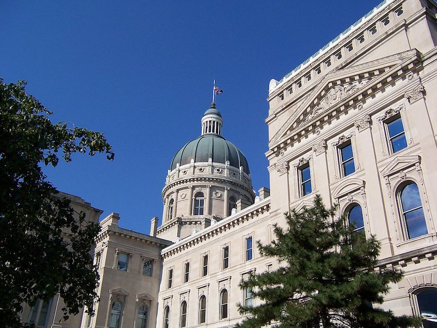 Indiana State House.