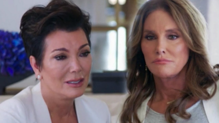Kris Jenner and Caitlyn Jenner are the parents of supermodel Kendall Jenner