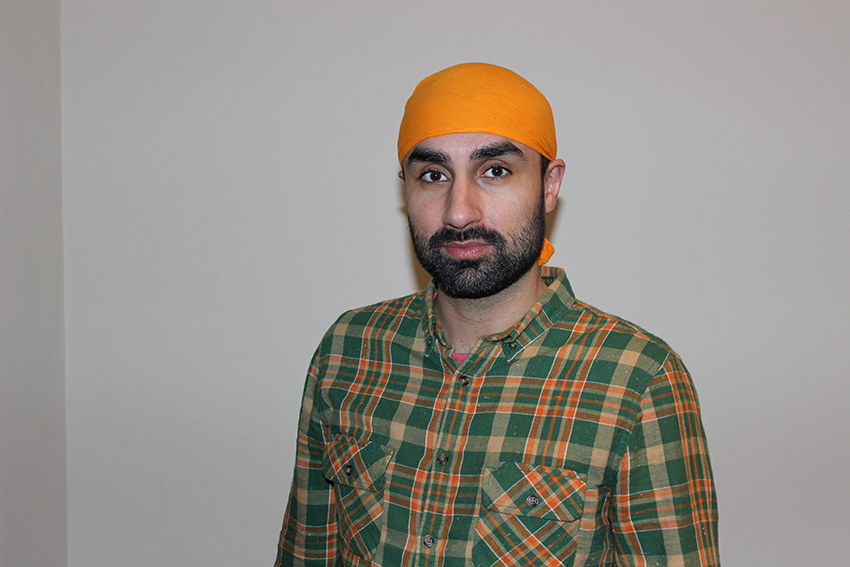 Manjinder Sidhu now helps other LGBTI Sikhs and South Asians.