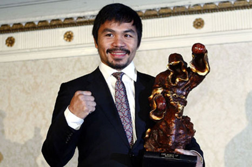 Manny Pacquiao said gay people are worse than animals