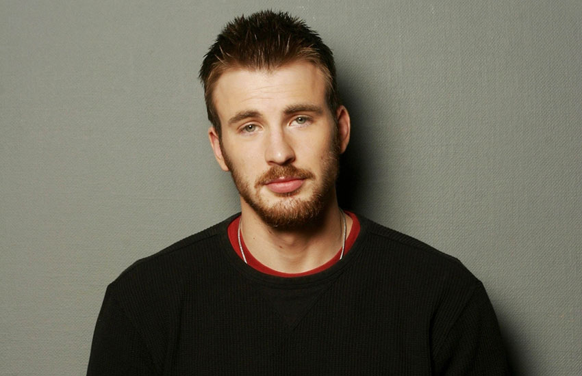 Chris Evans opens up on supporting his gay brother