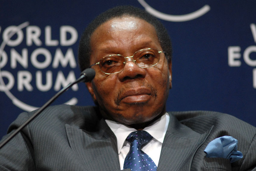 President Peter Mutharika said he will let the people of Malawi decide whether to repeal the country's anti-gay law.