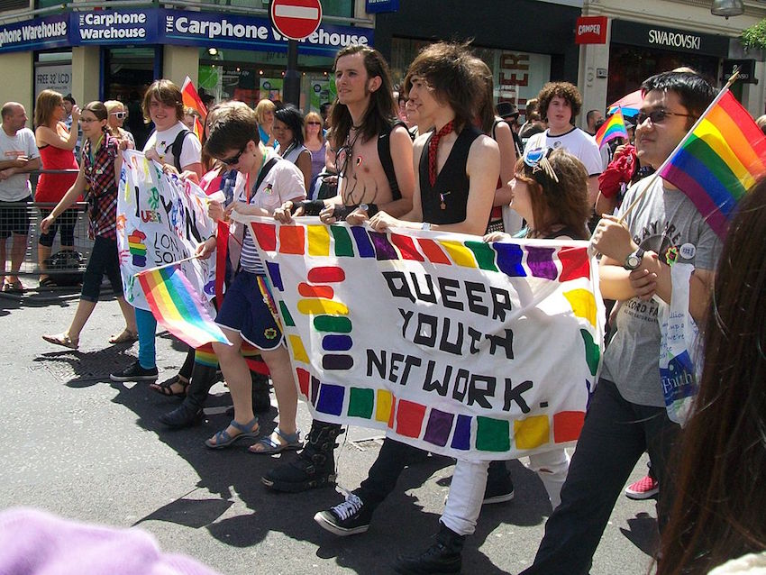 For 10.3% LGBTI youth, bullying gets 'significantly' worse.