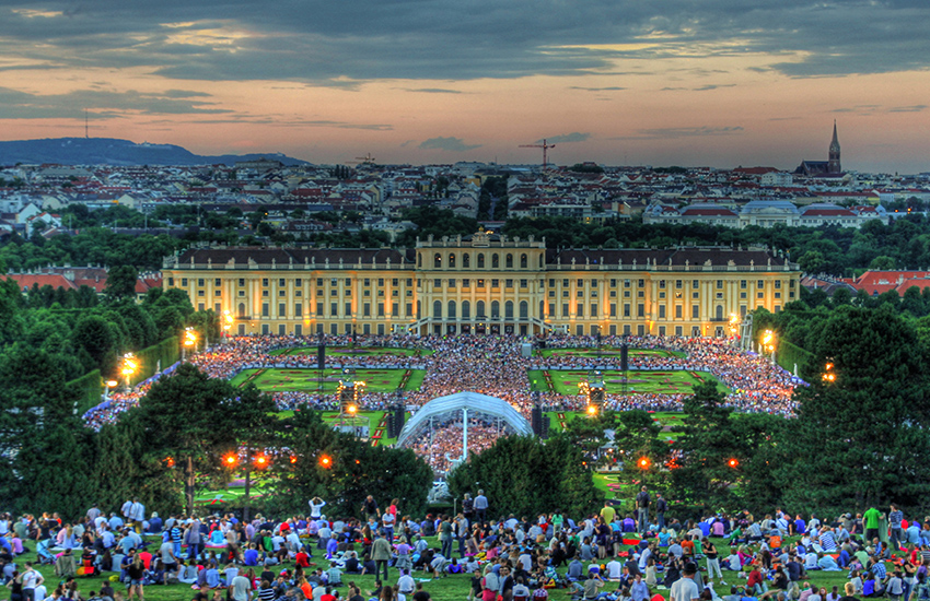 It may be one of its most famous sights, but Vienna is more than Schönbrunn Palace.